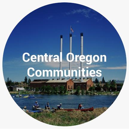 Central Oregon Communities info outdoors