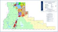 Deschutes County Zoning Map Mini