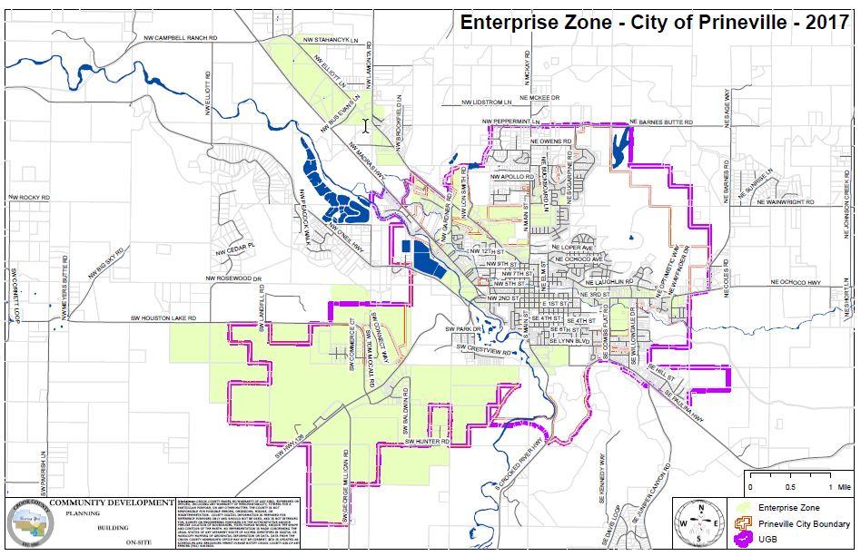 La City Zoning Map