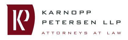 Karnopp Peterson logo