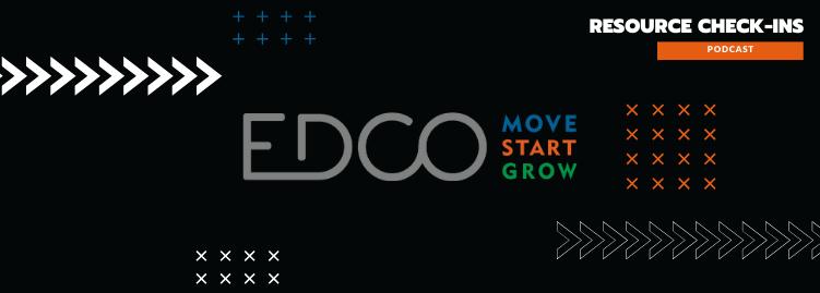 EDCO_progress