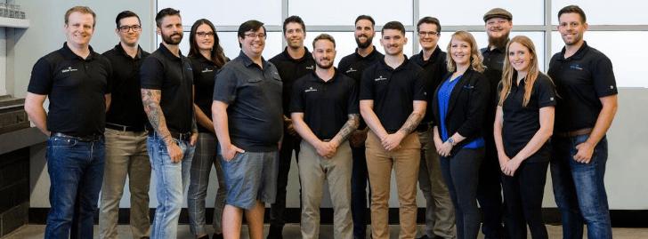 Velox Systems team photo