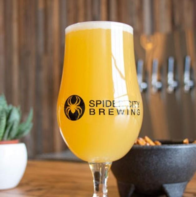 spider city brew