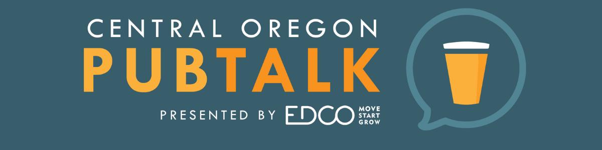 Central Oregon PubTalk Logo