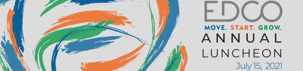 2021 Annual Luncheon logo